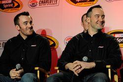 Austin Dillon et Paul Menard, Richard Childress Racing