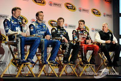 Tour de medios de NASCAR