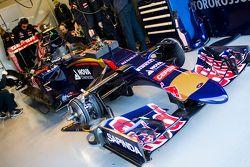 El Toro Rosso STR10