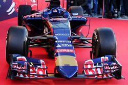 Scuderia Toro Rosso STR10 unveiling