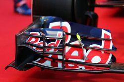Detail sayap depan Scuderia Toro Rosso STR10