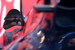 Technical detail of the Toro Rosso