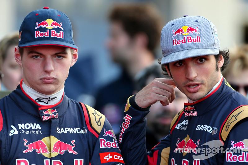 Resultado de imagen de Carlos Sainz Max Verstappen