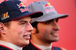 Макс Ферстаппен. Запуск Toro Rosso STR10, презентация.