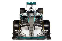The new Mercedes AMG F1 W07