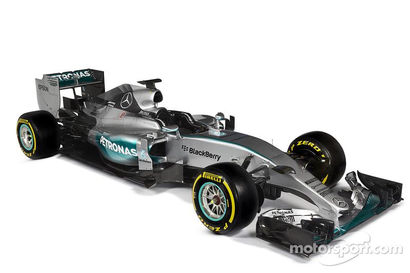 2015: Mercedes W06