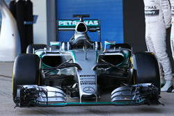 Презентация Mercedes AMG F1 W06, презентация.