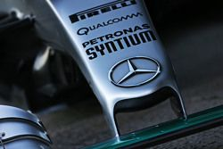 Mercedes AMG F1 W06 nosecone