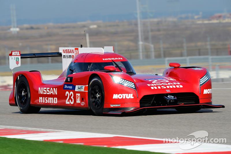El Nissan GT-R LMP1