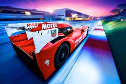 La Nissan GT-R LM NISMO