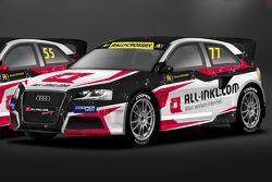 La Münnich Motorsport Audi S3
