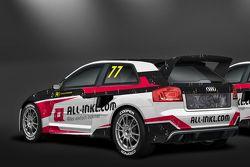 De Münnich Motorsport Audi S3