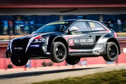 Рене Мюнних. World RX: Презентаця Audi S3 в Мюнхене, тесты.