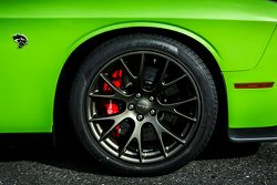 The Dodge Challenger SRT Hellcat