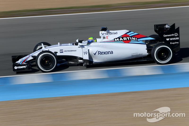 Essais privés de Jerez