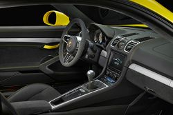 Yeni Porsche Cayman GT4