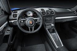 La nouvelle Porsche Cayman GT4