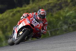Andrea Dovizioso, Equipo Ducati