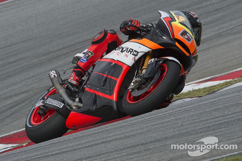 Stefan Bradl, Forward Racing Yamaha