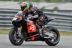 Marco Melandri, de Aprilia Racing Team Gresini