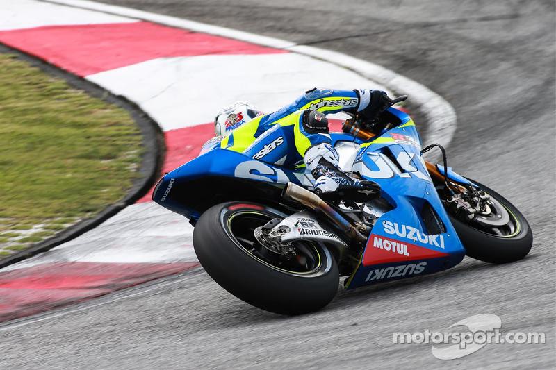 Maverick Viñales, Equipo Suzuki MotoGP
