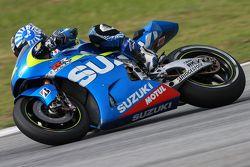 Aleix Espargaro, Equipo Suzuki MotoGP