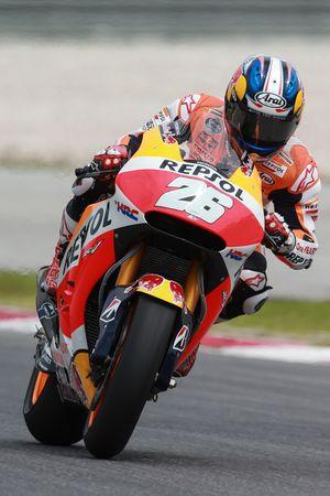 Dani Pedrosa, Equipo Repsol Honda