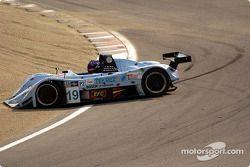 La Lola AER n°19 Van der Steur Racing Inc : Eric van der Steur, Gunnar van der Steur, Ben Devlin