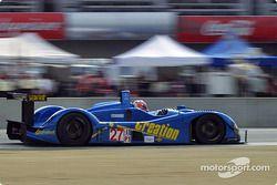 #27 Creation Autosportif DBA Zytek: Nicolas Minassian, Jamie Campbell-Walter