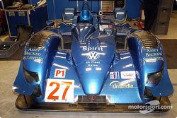 Fin de course pour la DBA Zytek n°27 Creation Autosportif