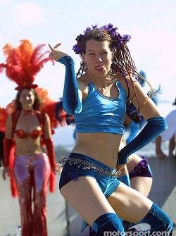 Samba, California style
