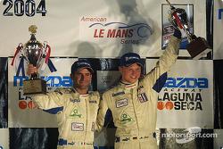 Marc Lieb et Romain Dumas