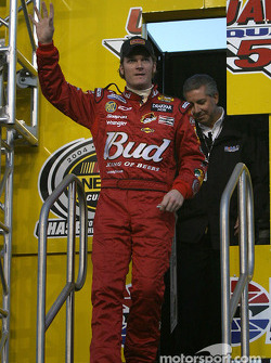 Presentación de pilotos: Dale Earnhardt Jr.