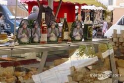 Le marché à Ajaccio