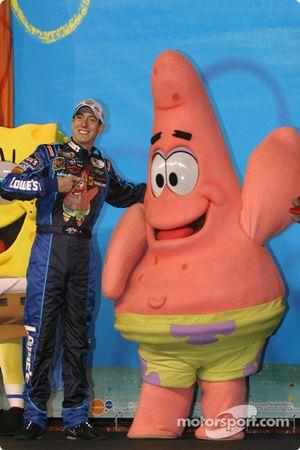 Présentation des pilotes : Kyle Busch et Patrick