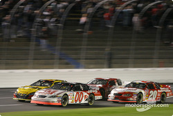 Jamie McMurray, Blake Feese et Mike Bliss