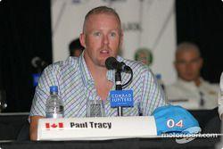 Conférence de presse d'avant-week-end : Paul Tracy