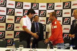 Bridgestone press conference: Rubens Barrichello