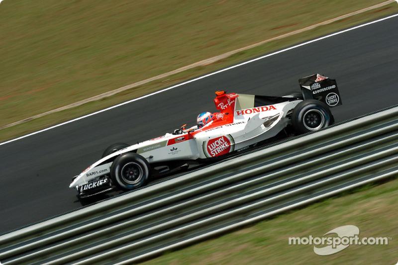 2004 - BAR 006 (Honda motor)