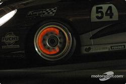 Carrera Cup Porsche : Bryce Washington
