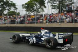 Juan Pablo Montoya, Williams