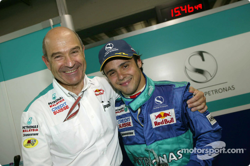 Felipe Massa - 2004 e 2005
