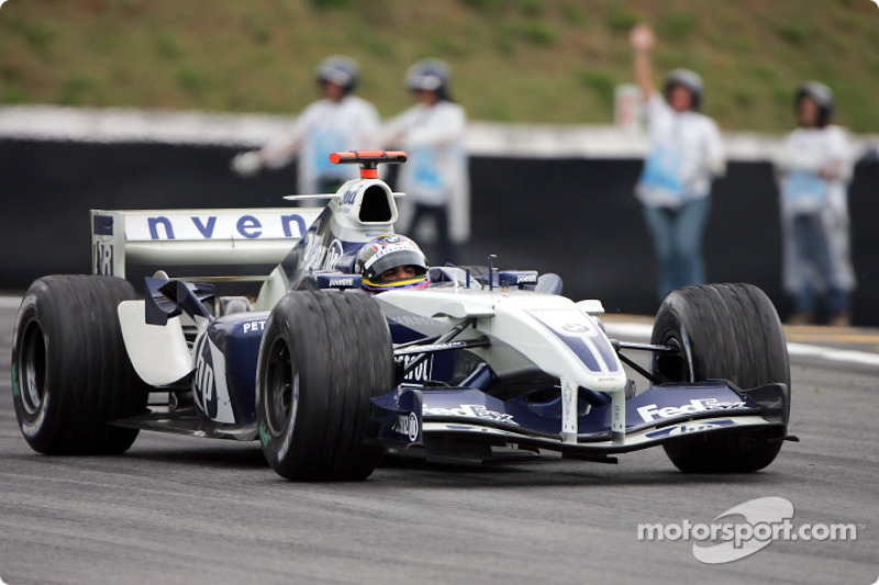 2004 Juan Pablo Montoya, Williams