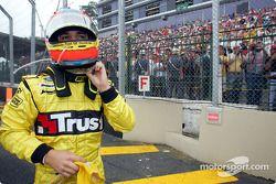 Timo Glock gridde