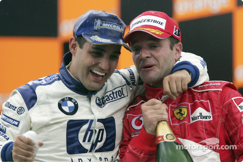 2004: Juan Pablo Montoya, Williams
