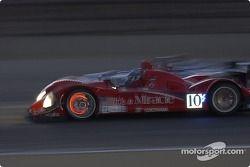 #10 Miracle Motorsports Courage C65 AER: Ian James, James Gue, John Macaluso