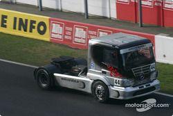 Nico Pulic, Mercedes-Benz