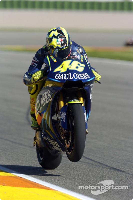 Grand Prix von Valencia 2004 in Valencia