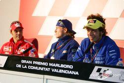 Persconferentie: Valentino Rossi