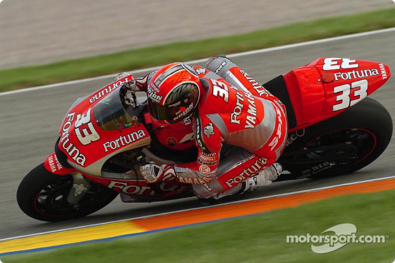 2004 - Marco Melandri (MotoGP)